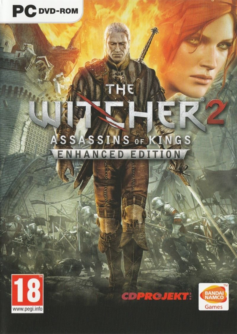 Cover The Witcher 2 Assassins Of Kings - Enhanced Edition