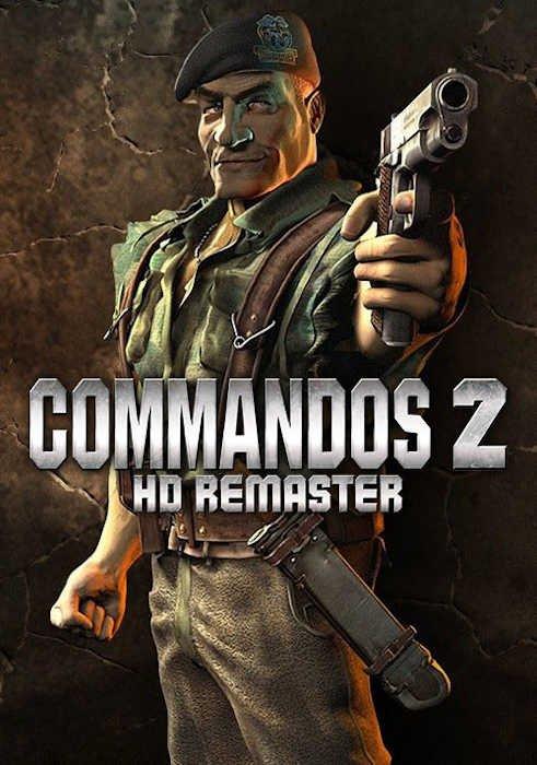 Cover Commandos 2: HD Remaster