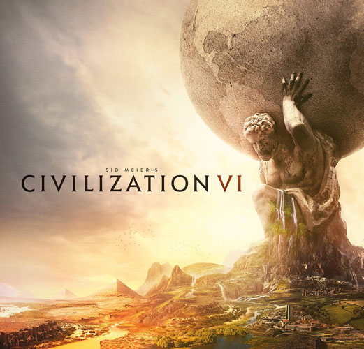 Cover Sid Meiers Civilization VI (v 1.0.8.4 +DLC )