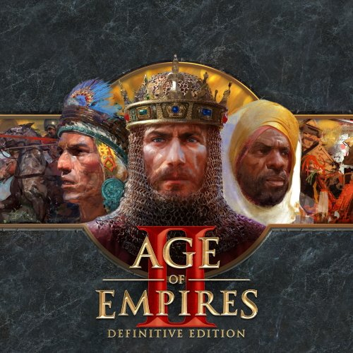 Cover Age of Empires II: Definitive Edition