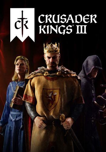 Cover Crusader Kings III