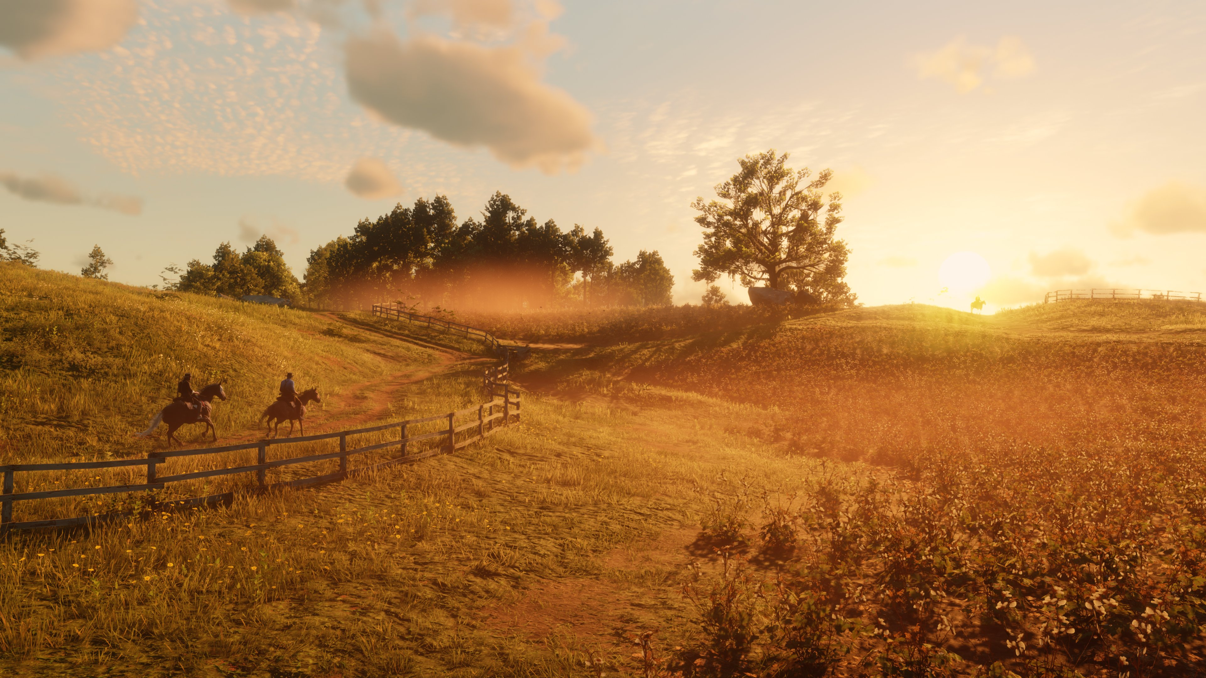 Screenshot for the game Red Dead Redemption 2: Ultimate Edition [v.1.0.1311.23] (2019) RePack from R. G. Mechanics