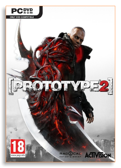 Cover Prototype 2: Radnet Edition (2012) | RePack от R.G. Механики