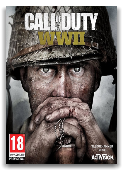 Poster Call of Duty: WWII (2017)