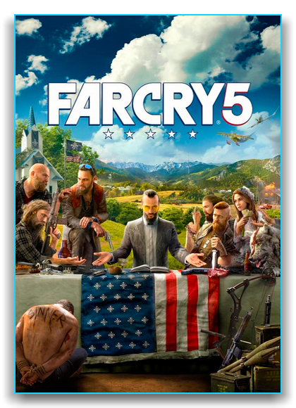 Cover Far Cry 5: Gold Edition [v 1.011 + DLCs] (2018) download torrent RePack