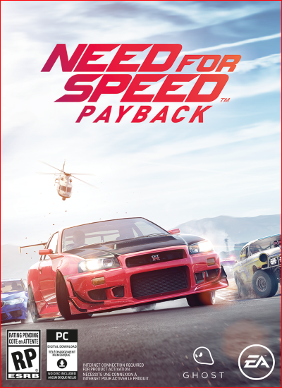 Poster Need for Speed: Payback (2017)