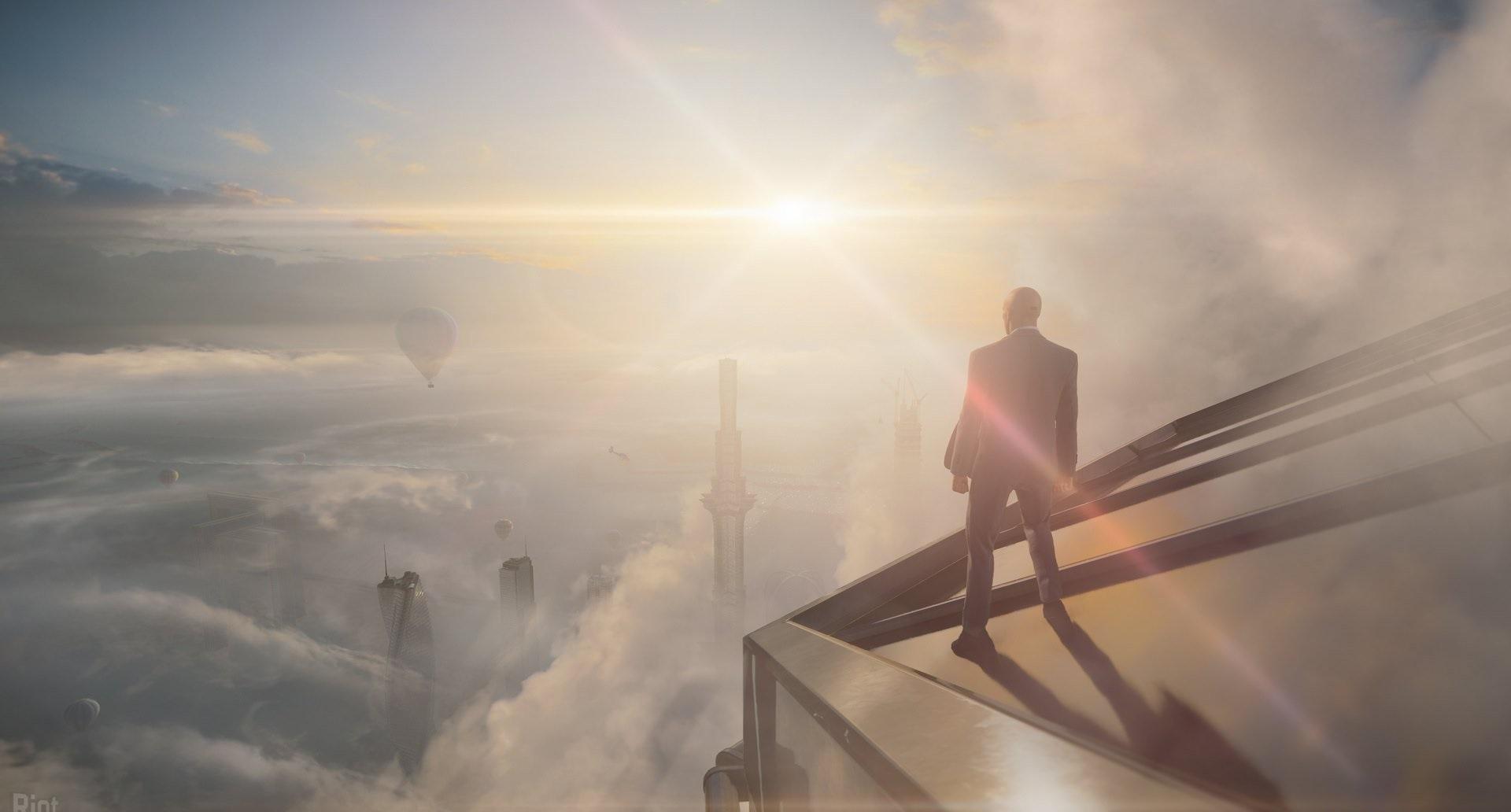 Screenshot for the game Hitman 3