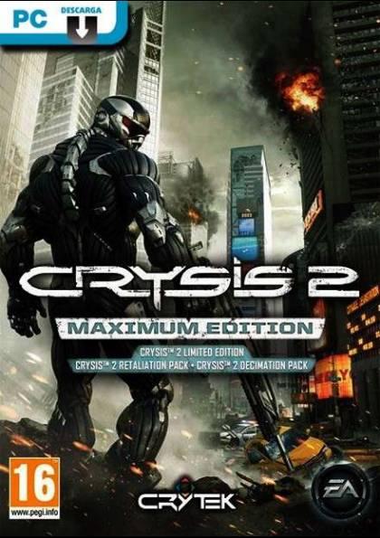 Poster Crysis 2 (2011)