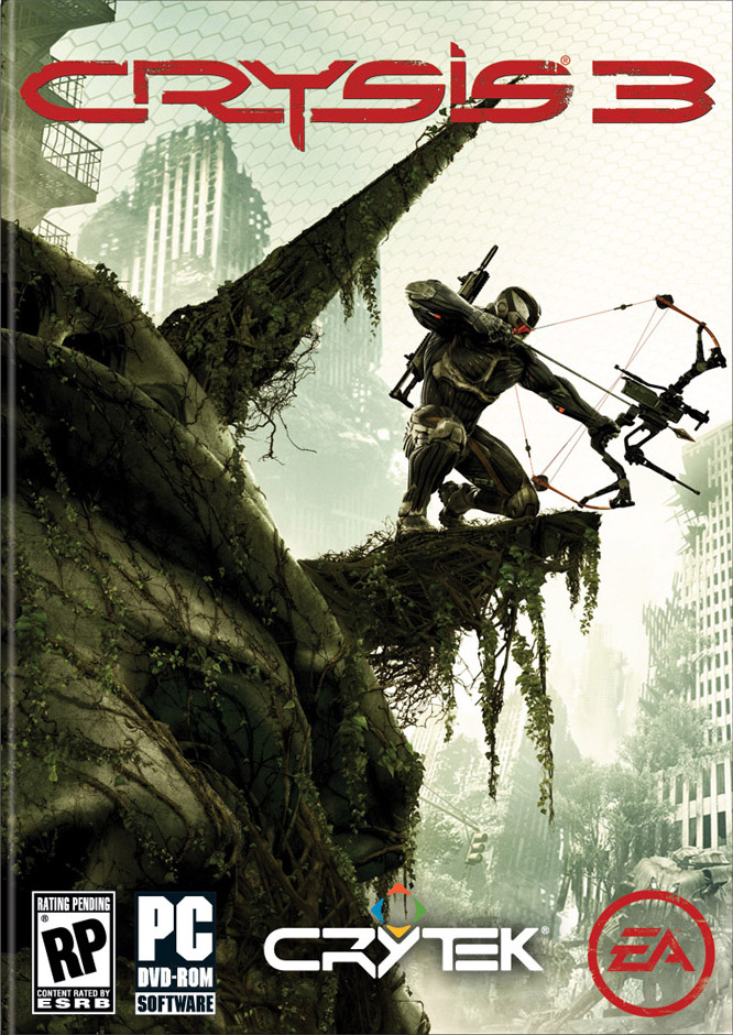 Cover Crysis 3 (2013) download torrent RePack