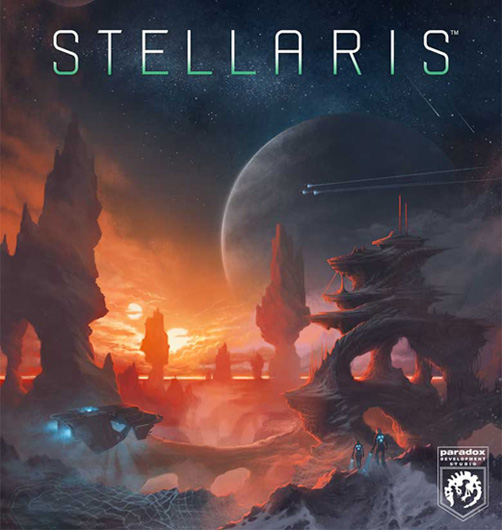 Poster Stellaris: Galaxy Edition (2016)