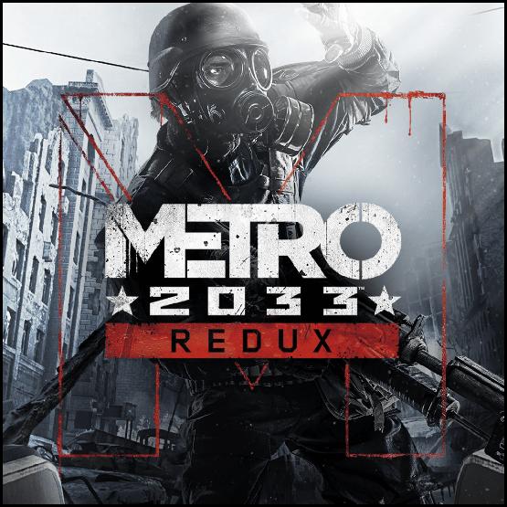 Poster Metro 2033 - Redux (2014)