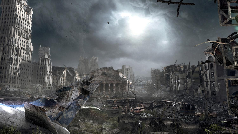 Screenshot for the game Metro 2033 - Redux [Update 7] (2014)   RePack от R.G. Механики