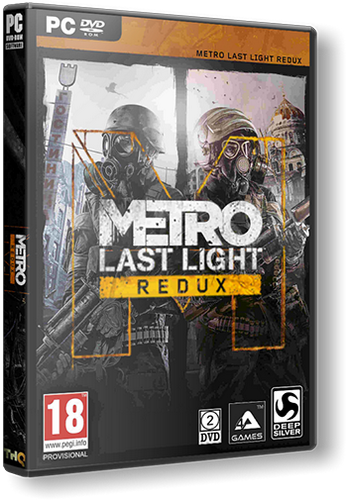 Poster Metro: Last Light - Redux (2013)