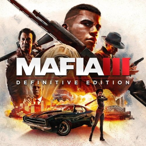 Cover Mafia III: Definitive Edition