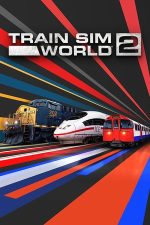 Poster Train Sim World 2