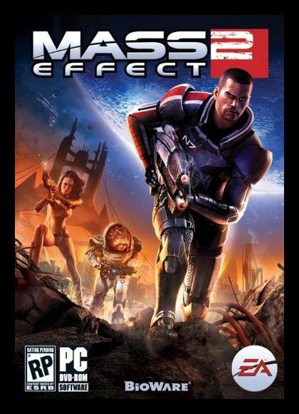 Poster Mass Effect 2 (2010)