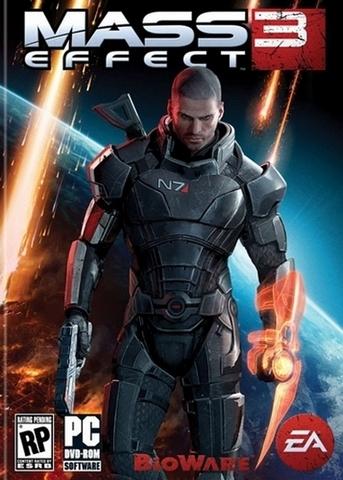 Poster Mass Effect 3 (2012)