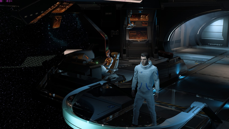 Screenshot for the game Mass Effect Andromeda (2017)   RePack от R.G. Механики