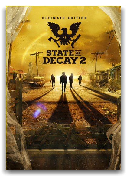 Cover State of Decay 2 Juggernaut Edition