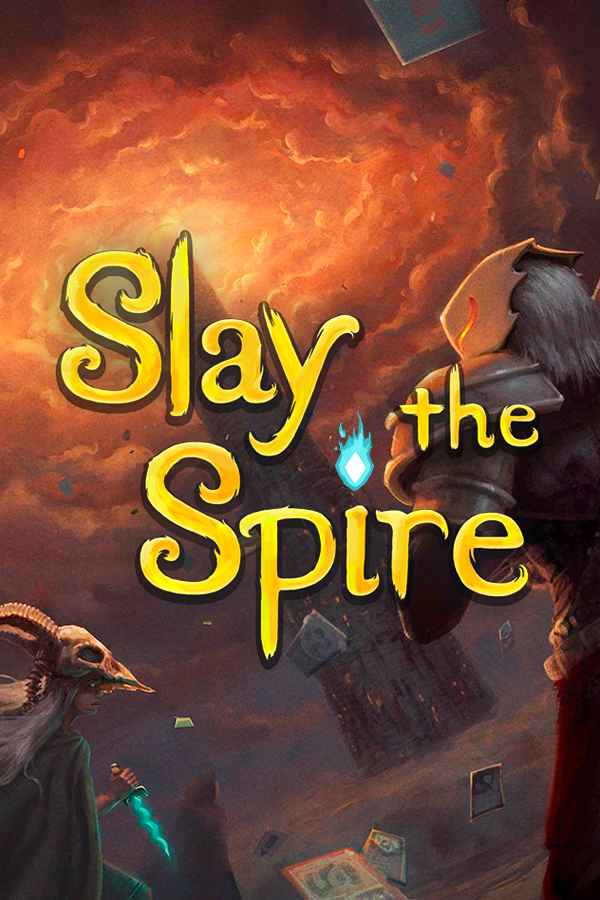 Poster Slay the Spire (2019)