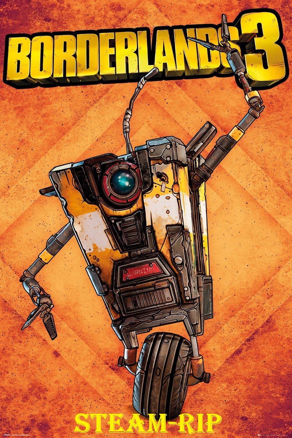 Cover Borderlands 3 [Steam-Rip]
