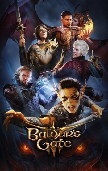 Cover Baldur's Gate 3 [4.1.90.6165 EA]