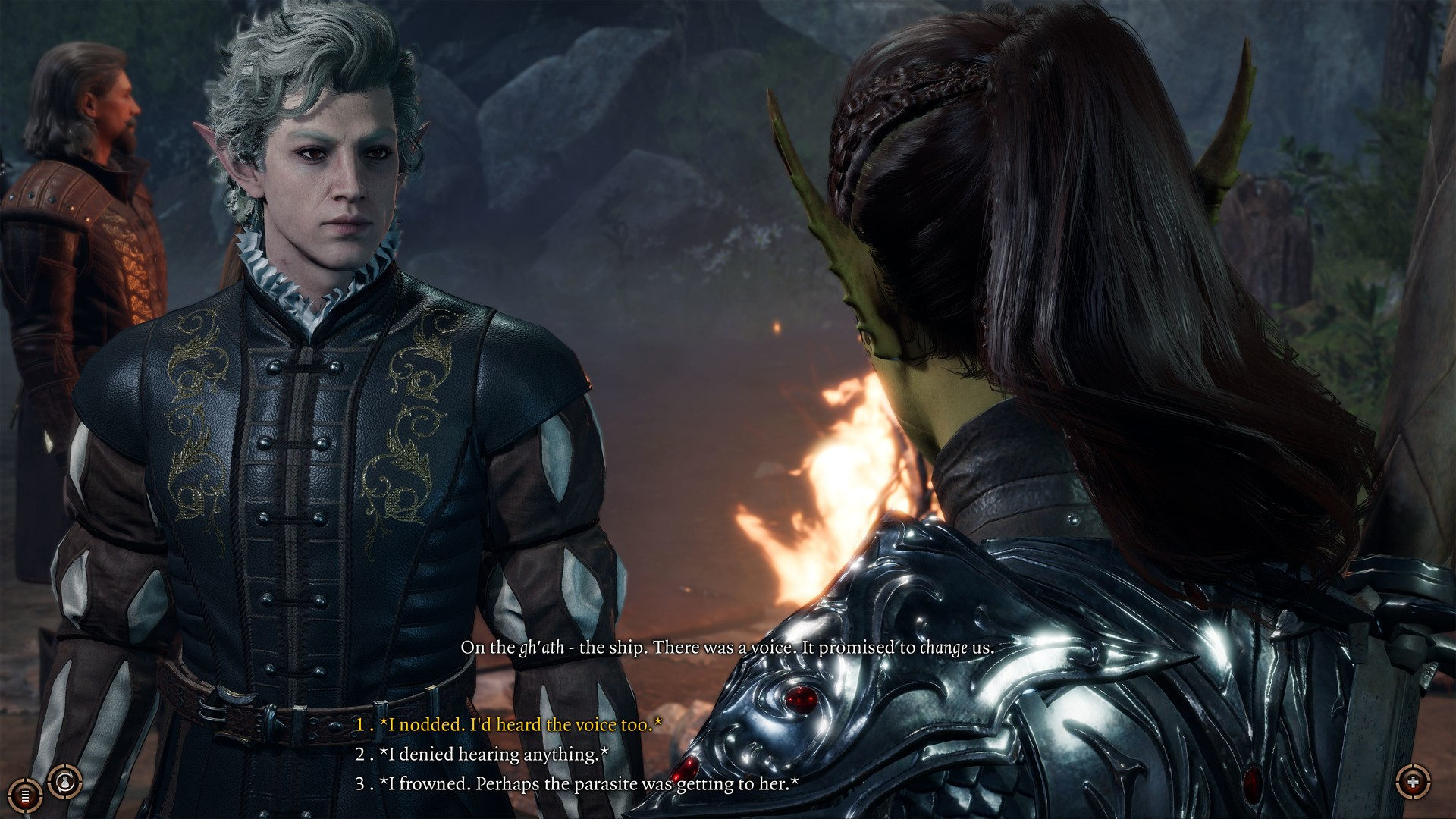 Screenshot for the game Baldur's Gate 3 [4.1.90.6165 EA] (2020)  download torrent RePack from R. G. Mechanics