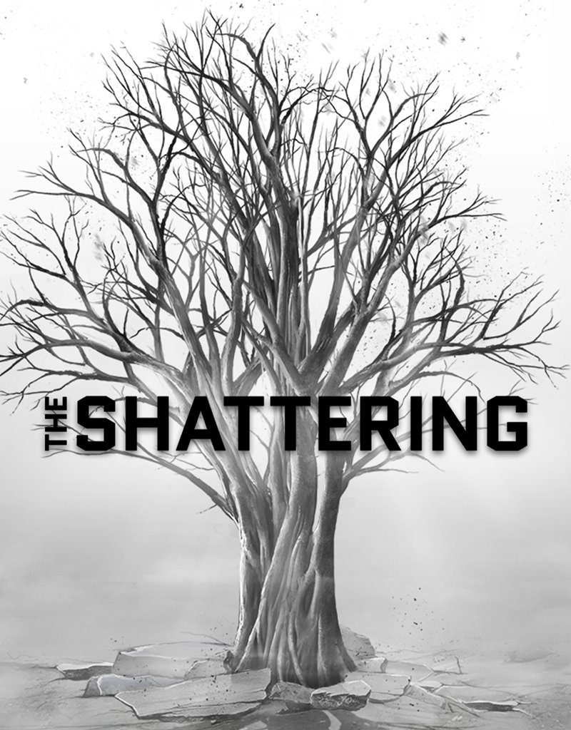 Cover The Shattering
