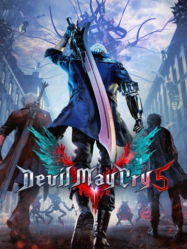 Cover Devil May Cry 5-Deluxe Edition (1.0 build 5962864+DLC)