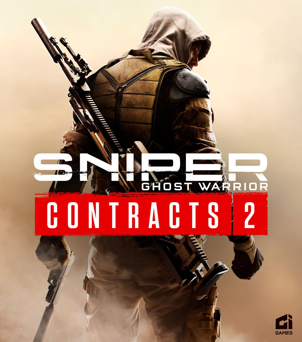 Poster Sniper Ghost Warrior Contracts 2