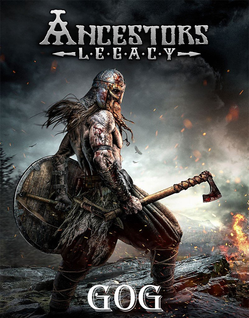 Cover Ancestors Legacy V. 64724 + DLC [GOG] (2018) download torrent License