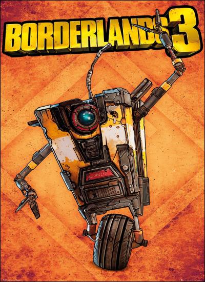 Cover Borderlands 3
