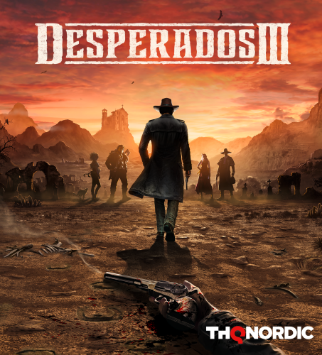 Cover Desperados III