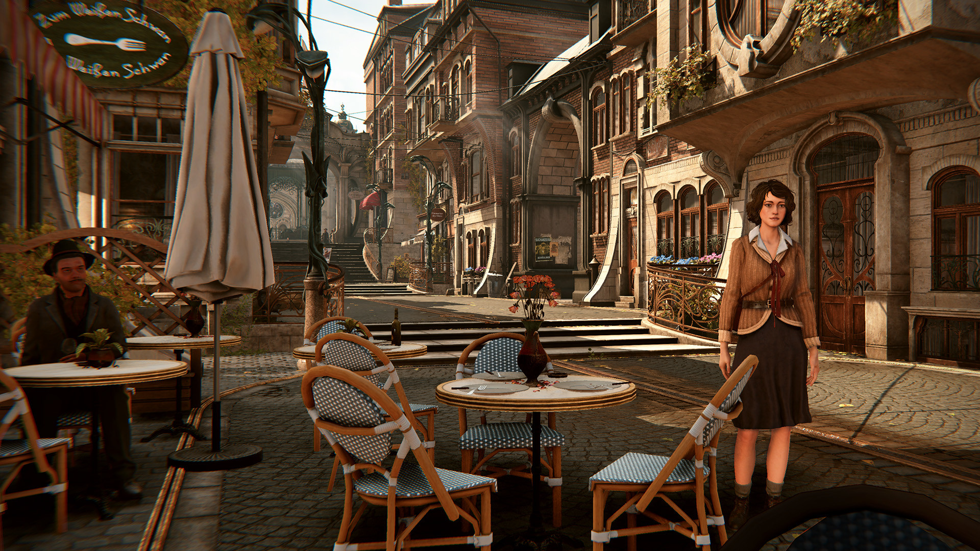 Screenshot for the game Syberia: The World Before