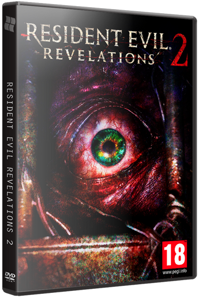 Cover Resident Evil Revelations 2: Episode 1-4