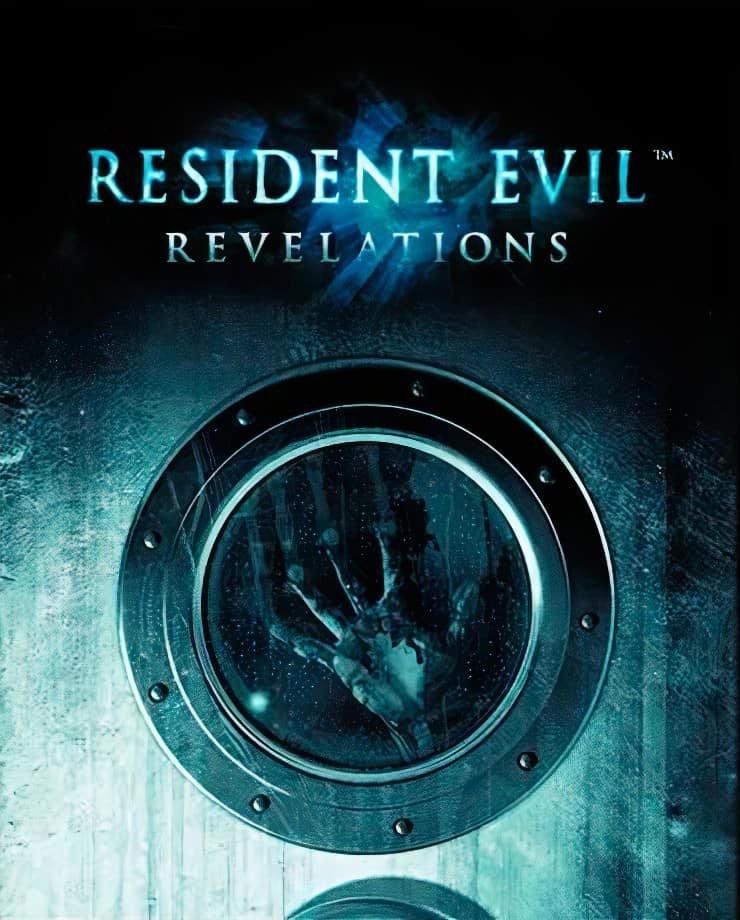 Poster Resident Evil: Revelations (2013)