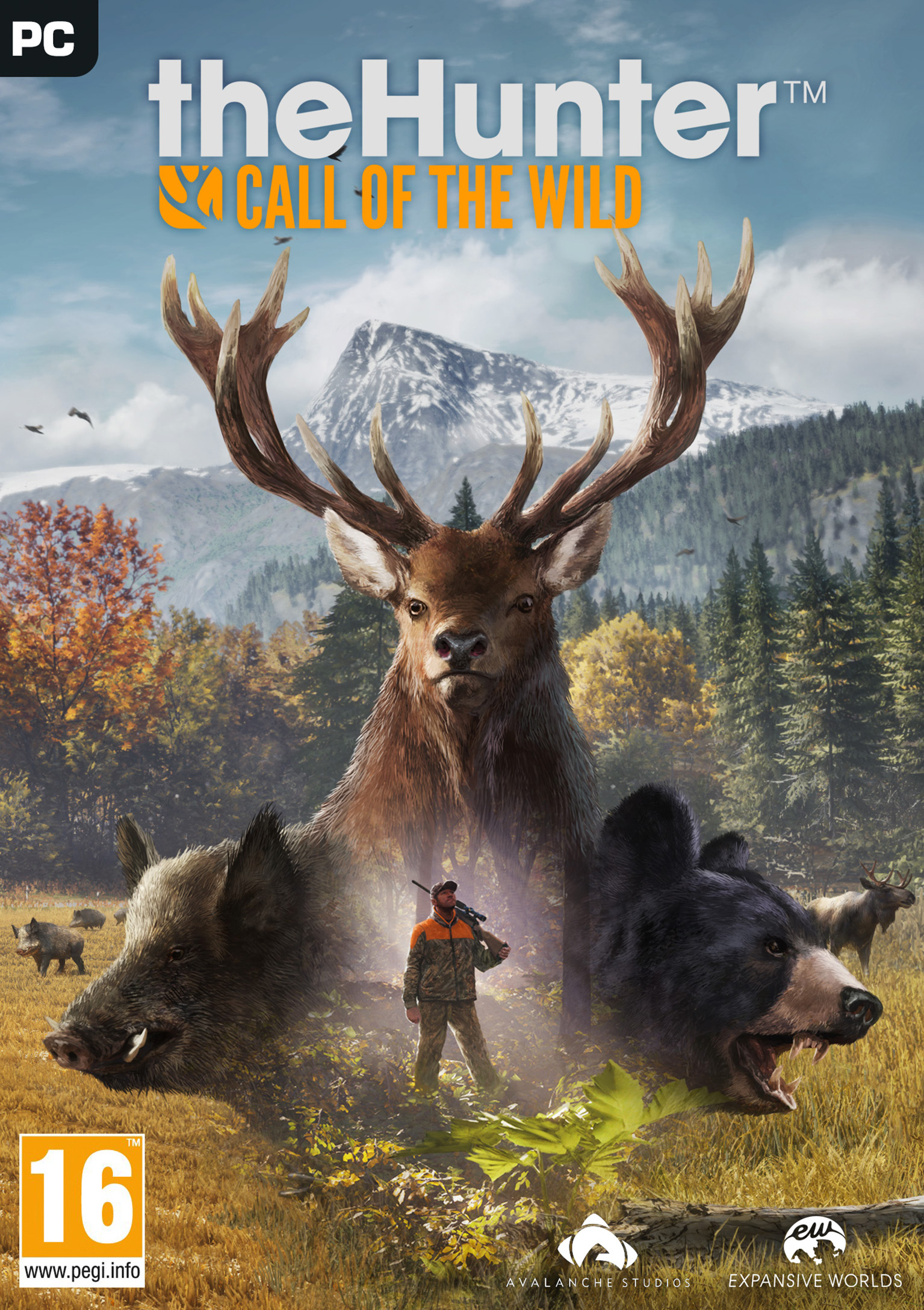 Cover TheHunter: Call of the Wild [v1939208 +DLC]