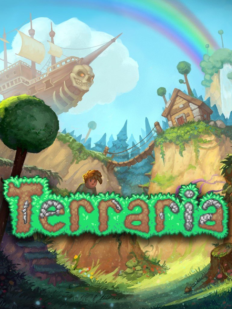 Poster Terraria (2011)