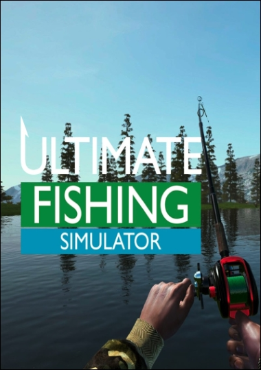 Cover Ultimate Fishing Simulator
