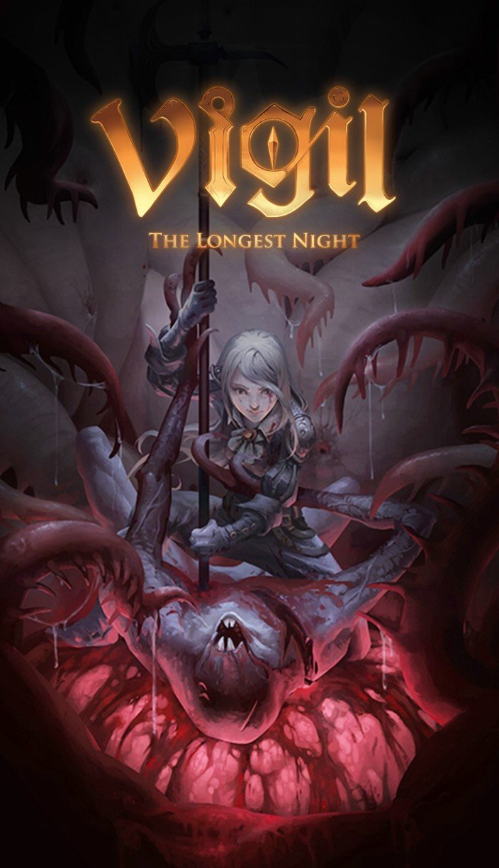 Cover Vigil: The Longest Night