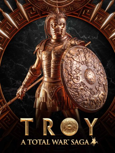 Cover Total War Saga: TROY