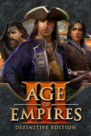 Cover Age of Empires III: Definitive Edition