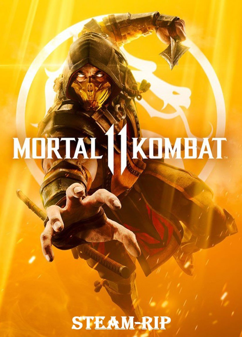 Cover Mortal Kombat 11 Premium Edition