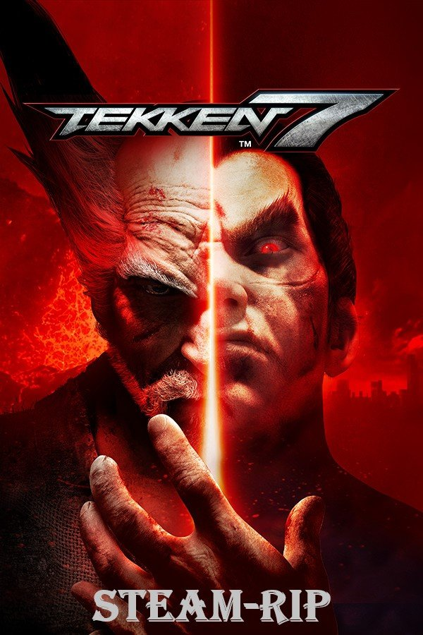 Cover TEKKEN 7 - Ultimate Edition