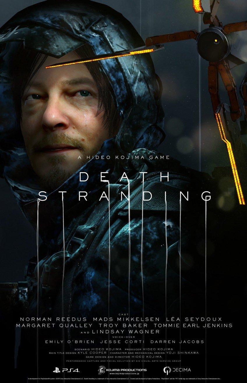 Cover DEATH STRANDING [v. 1.06 HotFix +DLC]