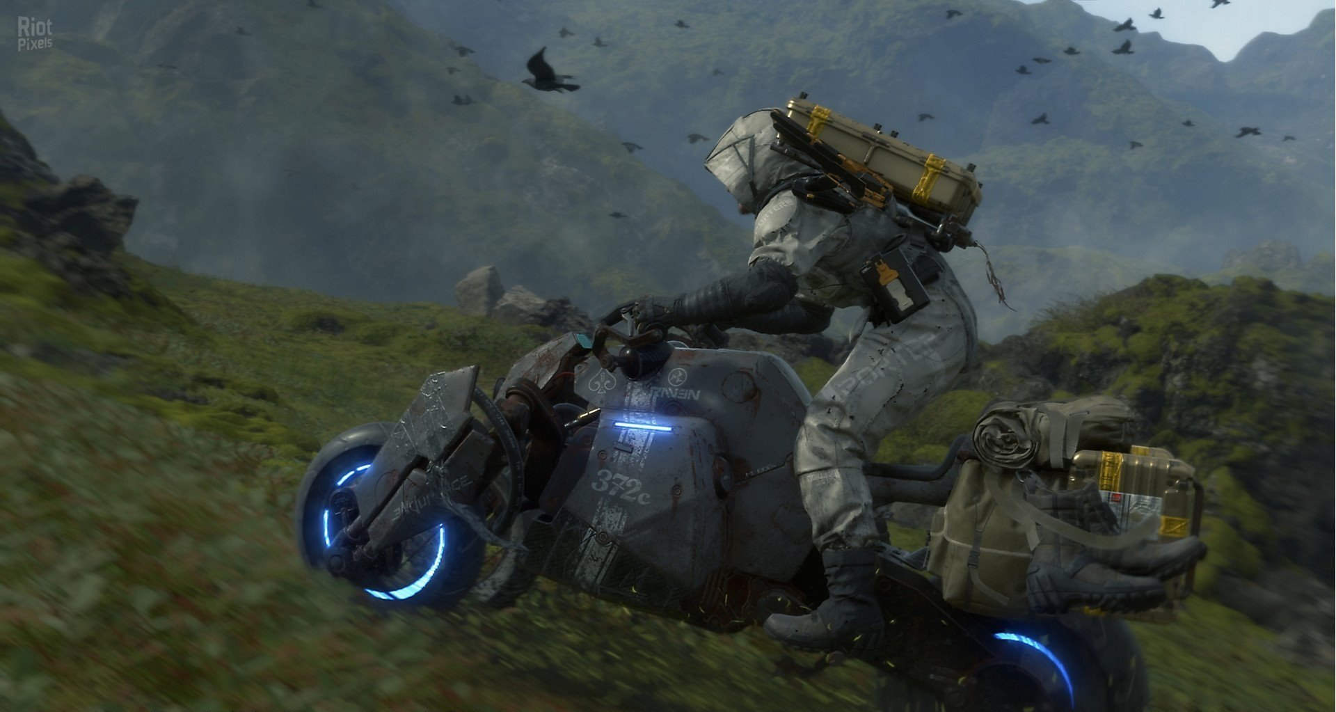 Screenshot for the game DEATH STRANDING [V. 1.02+DLC] (2020) download torrent RePack from R. G. Mechanics
