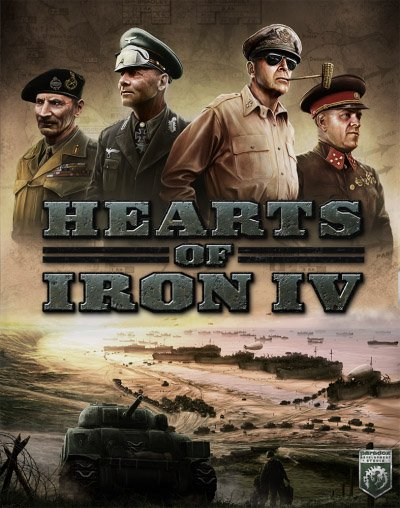 Cover Hearts of Iron IV Field Marshal Edition