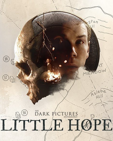 Cover The Dark Pictures Anthology: Little Hope