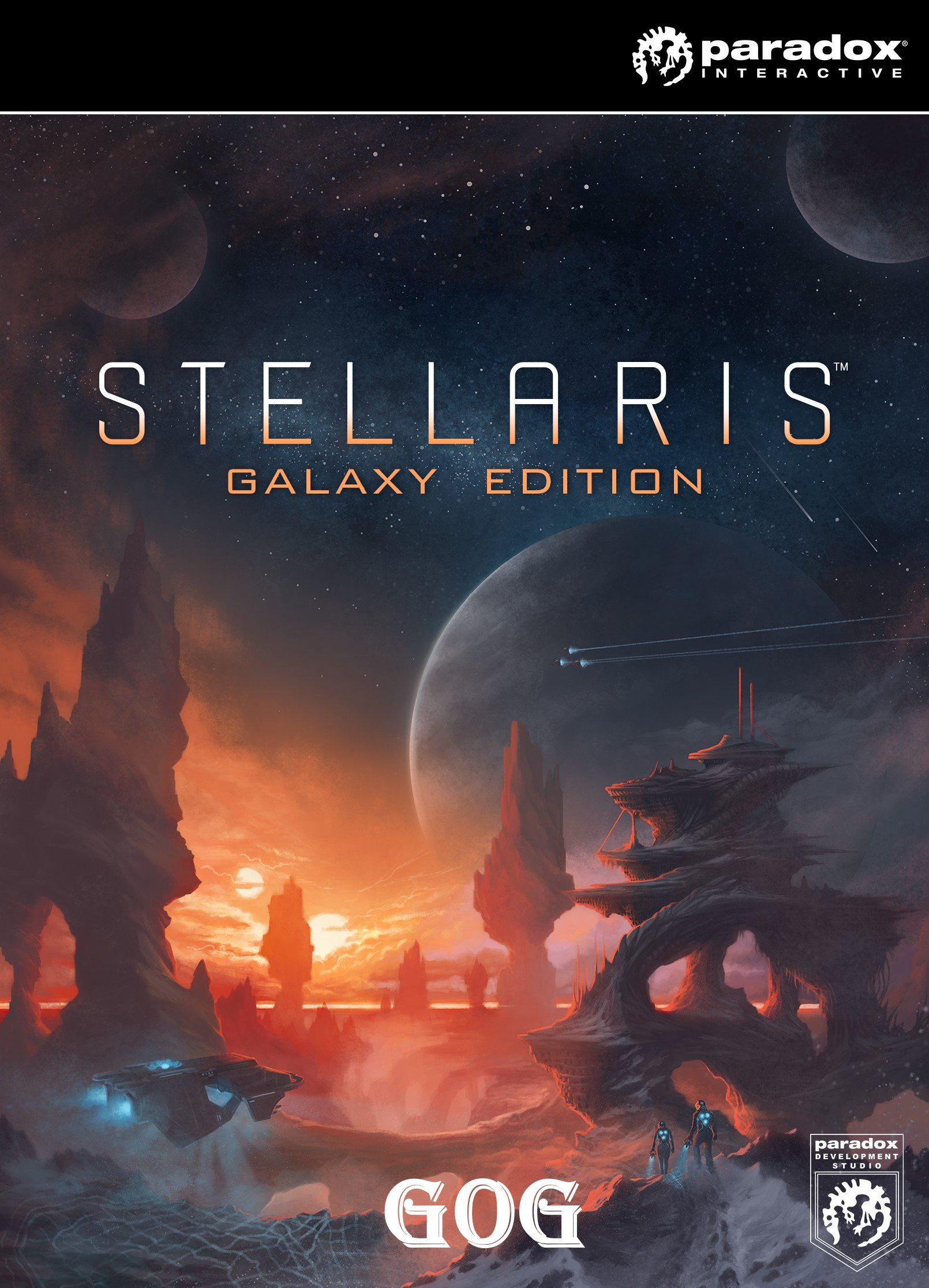 Cover Stellaris: Galaxy Edition