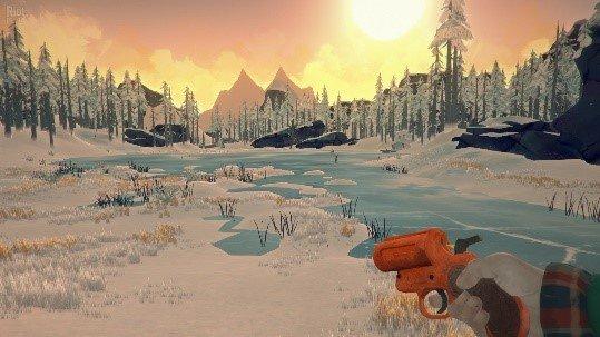 Screenshot for the game The Long Dark [v 1.92 (43558) ] (2017)The Long Dark v.1.94 [GOG]